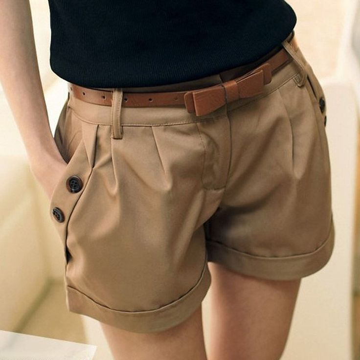 Shorts Loose Style Casual