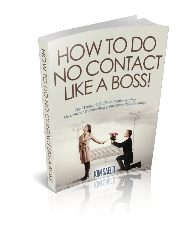 7 Things Your Narcissist Won't Tell You | Book, No contact ...