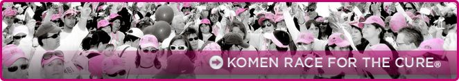 2012 Southwest Florida Race for the Cure  -   Saturday, March 10, 2012  •  8:00AM  5K RUN/WALK  •  Estero, FL  Coconut Point Mall  •  U.S. 41 & Coconut Road
