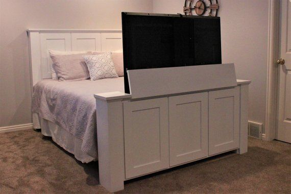 Hartford Tv Bed En 2020 Idee Chambre Chambres A Coucher Modernes Decoration Maison