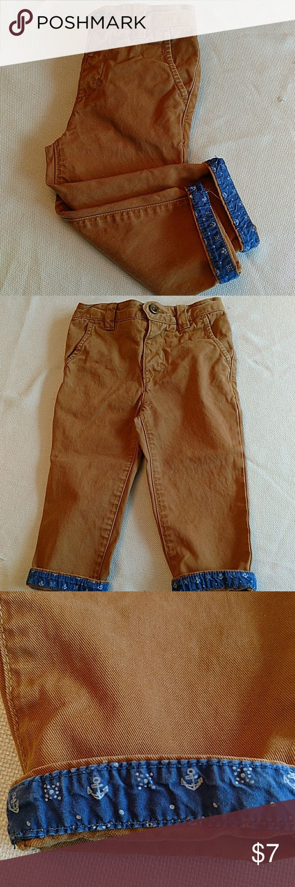 Baker by Ted Baker toddler boy's pants. Adorable Baker by Ted Baker cotton twill pants. Ted Baker Bottoms Casual