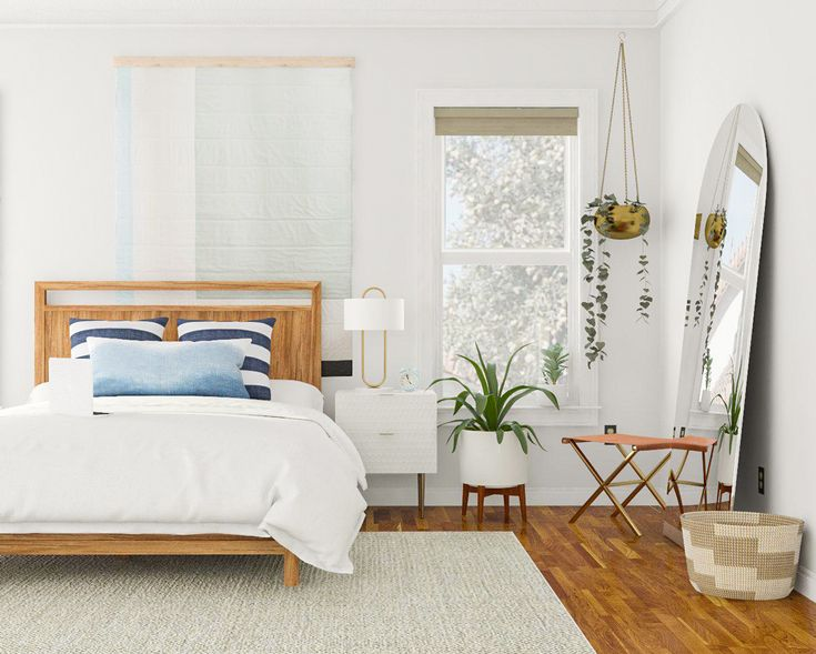 Modern Bedroom Rug: 28 Best Mid-Century Modern Bedroom Images On Pinterest