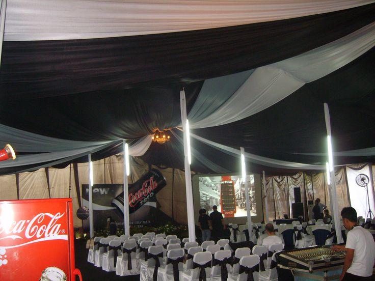 Tenda Pesta Dekorasi   Amira Tent