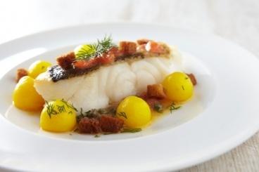 Les 38 meilleures images du tableau gourmandises salees - Cuisiner le dos de cabillaud a la poele ...