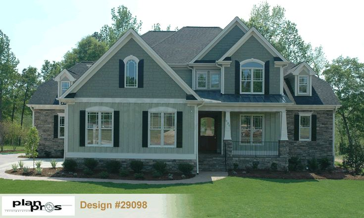 30 best French Country Home Plans images on Pinterest | Cottage home ...