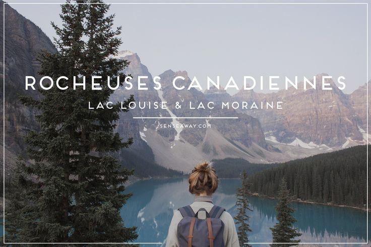 lac louise, lac moraine