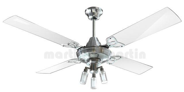 50 best ventiladores de techo images on pinterest for Ventilador techo fanaway