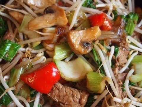 """Chop Choy Recept"" ""Chop Suey"" ""Tjap Tjoy"" ""Chinees Eten"" ""Chinese Recep...    https://www.youtube.com/user/MaharajaXpress"