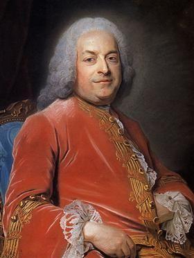Antoine Gaspard Grimold de la Reyniere - Maurice Quentin de La Tour