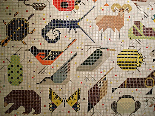 268 best images about charley harper quilts and idea s on for Charley harper mural cincinnati