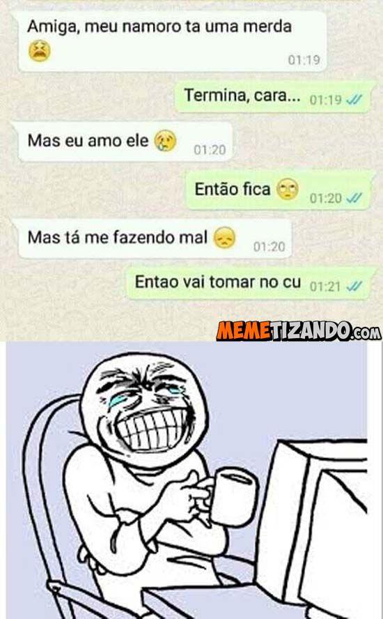 Memetizando | Acabando com a sua produtividade - Blog de Humor - Tirinhas - Gifs - Prints Engraçados - Videos engraçados e memes do Brasil. - Página 13