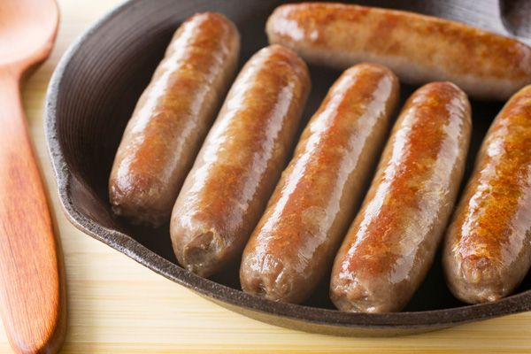 how to cook sausages step by step