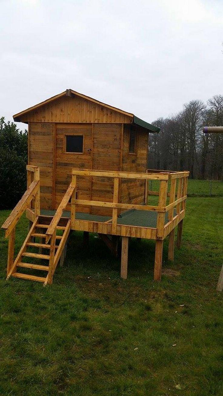 34 besten Pallet House Bilder auf Pinterest | Holzpaletten ...
