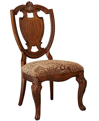 Royal Manor Dining Chair Side