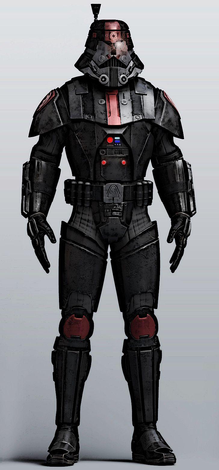 SITH Trooper /by CloneCaptainCacnea12 #deviantART #starwars #art