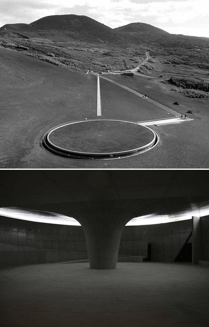 Nuno Ribeiro Lopes | Capelinhos, Volcano Interpretation Centre 2008 – Azores