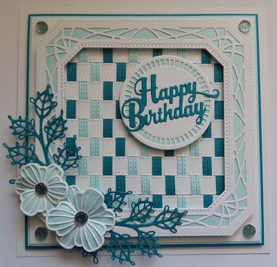 2/2/17.  Inky Finger Zone: Happy Birthday