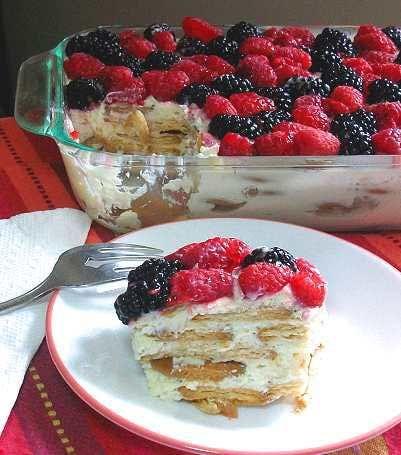 Pastel de limón (el clásico de leche condensada y galleta María)