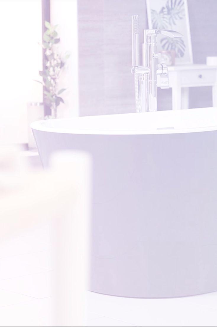 Cuarto de Baño Moderno Blanco y Gris Hudson Reed ...