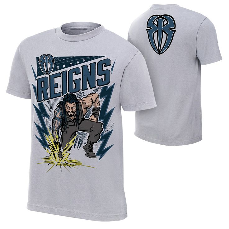 "Free Comic Book Day Dubai: Roman Reigns ""Believe That"" Authentic T-Shirt"