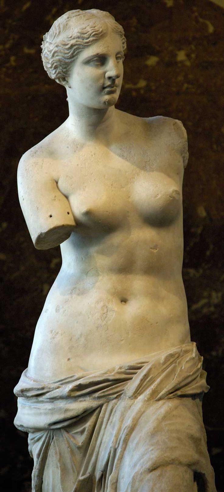 Venus de Milo.                                                                                                                                                                                 Plus