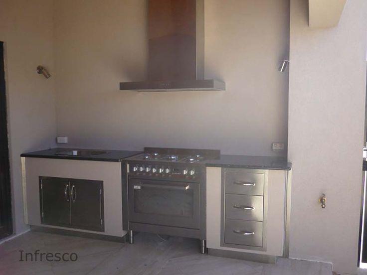 Outdoor Kitchen Perth Example 209 Alfresco Kitchen Example 184 By Infresco