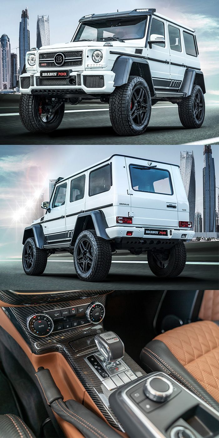 brabus brabus700 mercedes benz g63amg as its name. Black Bedroom Furniture Sets. Home Design Ideas