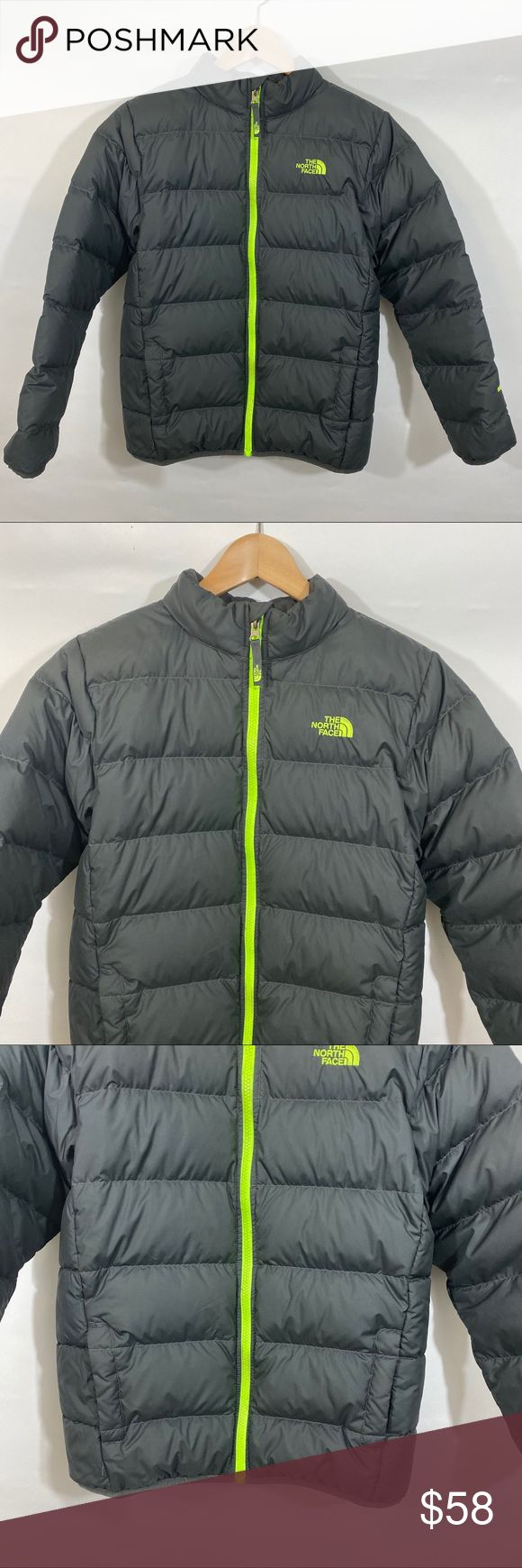 Boys The North Face Puffer Down Jacket Size 14 16 North Face Puffer The North Face Puffer The North Face [ 1740 x 580 Pixel ]
