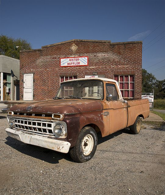 Search Results Used Vans For Sale In Nj Camper Vans Cargo: A Weathered 1965 Ford F100 Pickup Dozes In The Sun
