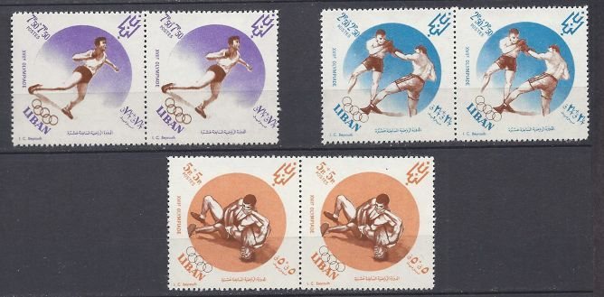 Olympic games Roma set in Pairs MNH #forsale http://www.kollectbox.com/explore/#/item/profile/56daef75285f953265ee433d #‎marketplace for ‪#‎stamp ‪#‎collectors #‎philately ‪#‎philatelists ‪#‎buystamps ‪#‎stampsforsale ‪#‎sellstamps  #lebanon