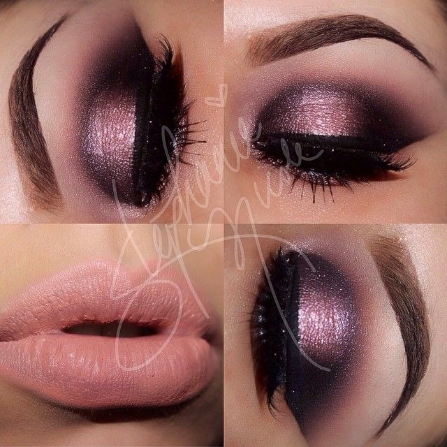 Another look using the UD Naked Palette 3. This is definitely my favorite palette of the 3.