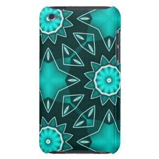 Elegant and pretty iPod Touch 4G cover. Beautiful and pretty aqua turquoise and teal blue mosaic kaleidoscope pattern. Retro vintage deco design for the fashion diva, the hip decor trend setter, nouveau digital art, graphic geometric motif, or ornate modern pattern lover. Cute and fun gift for mom's birthday, Mother's day or Christmas. Classy and chic case for the girly girl or sophisticated business woman. Also for iPod 5G, iPhone 3 4 5 5C, Samsung Galaxy S2 S3 S4, iPad 2 3 4, Droid Razr…