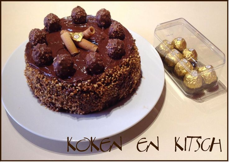 Koken en Kitch: Fererro Rocher... light versie
