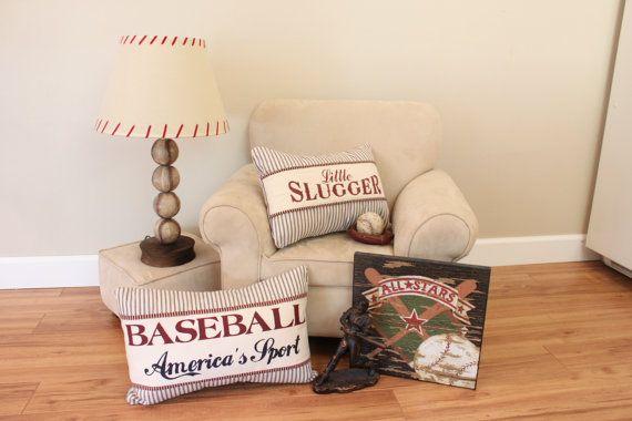 Cute baseball Lamp!