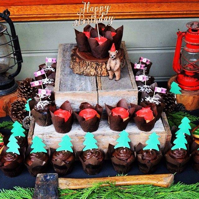 @countryside_love #lumberjackparty #lumberjackbirthday #1stbirthday