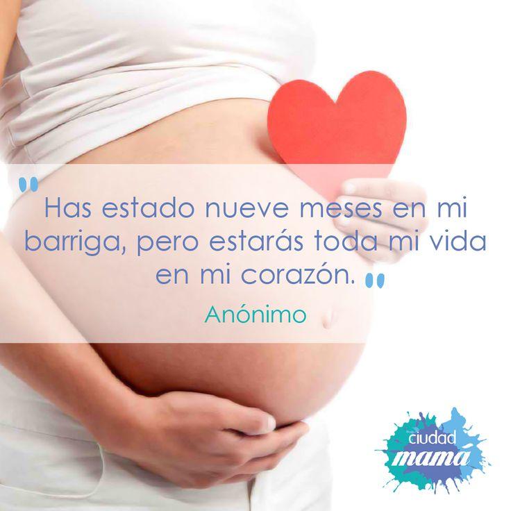 #FraseDelDía La alegría de ser madre dura para siempre. ¡Feliz Domingo!