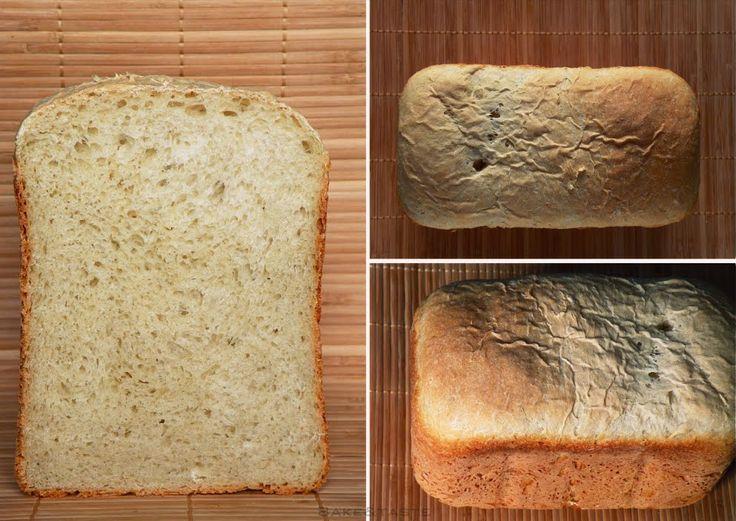 Chleb bananowy      750 g mąki pszennej typ 450     2 łyżeczki brązowego cukru     1 płaska łyżeczka soli     1,5 łyżeczki suszonych drożdży     3 dojrzałe banany - ok. 450 g     300 ml mleka     2 łyżki oleju rzepakowego