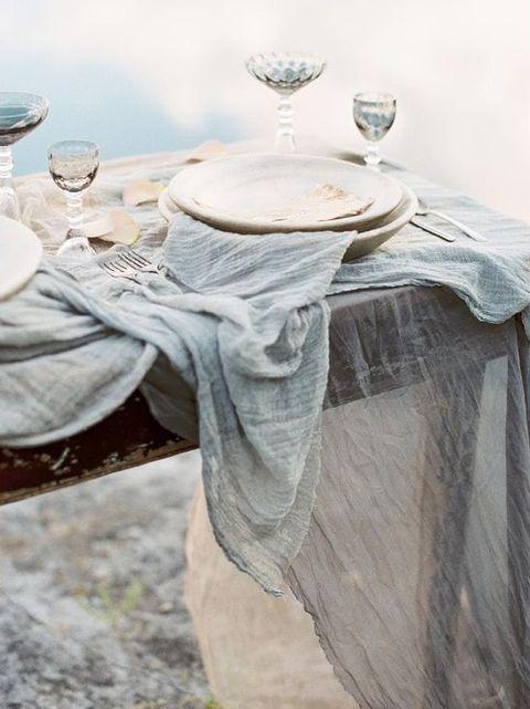 45 Winter Coastal And Beach Wedding Ideas | HappyWedd.com