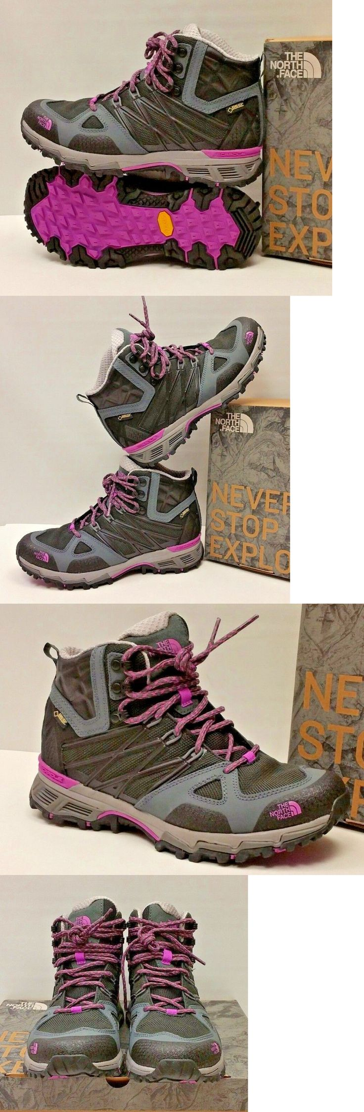 Womens 181393: The North Face Women S Boots Hiking Ultra Hike Ii Gore-Tex Size 7 -> BUY IT NOW ONLY: $95 on eBay!