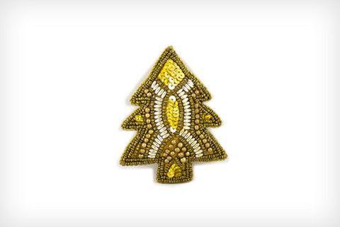 Tree - Gold & Silver Mix – www.themotelshop.co.nz
