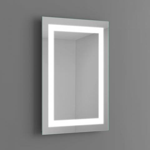 500x700mm Nova Illuminated LED Mirror