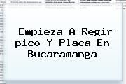 http://tecnoautos.com/wp-content/uploads/imagenes/tendencias/thumbs/empieza-a-regir-pico-y-placa-en-bucaramanga.jpg Pico Y Placa Bucaramanga. Empieza a regir pico y placa en Bucaramanga, Enlaces, Imágenes, Videos y Tweets - http://tecnoautos.com/actualidad/pico-y-placa-bucaramanga-empieza-a-regir-pico-y-placa-en-bucaramanga/