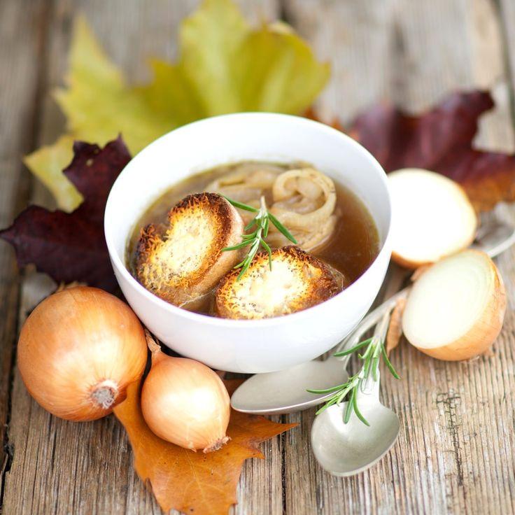 Soupe à l'oignon merveilleuse ! Par le Chef Giovanni Apollo ! #apollorecettes