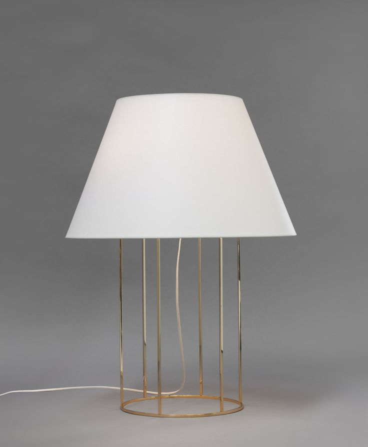 Buy #4060 Sophie Table Lamp by Phoenix Day - Made-to-Order designer Lighting from Dering Hall's collection of Mid-Century / Modern Transitional Table Lighting.