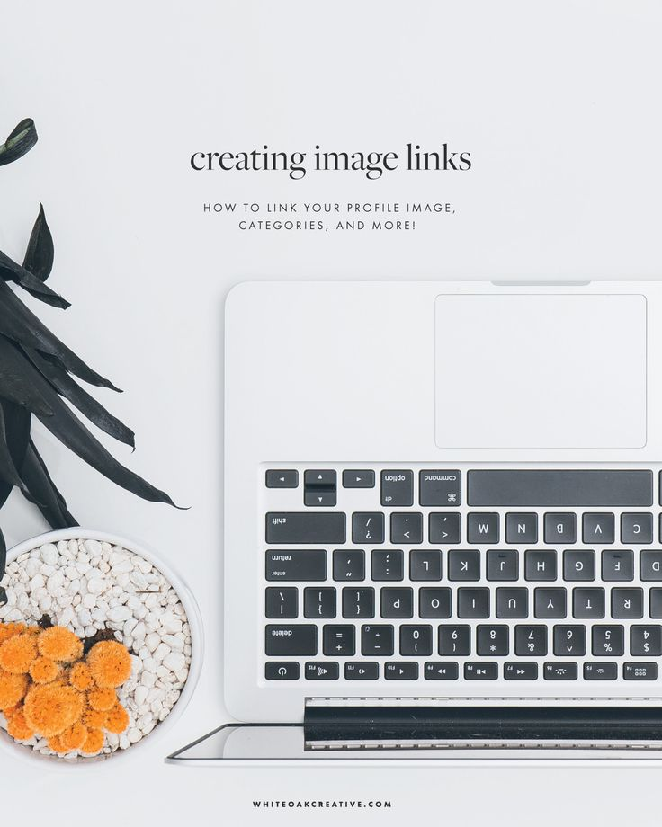 Step-by-step instructions on how you can create image links on your blog for profile pictures, category images, and more!