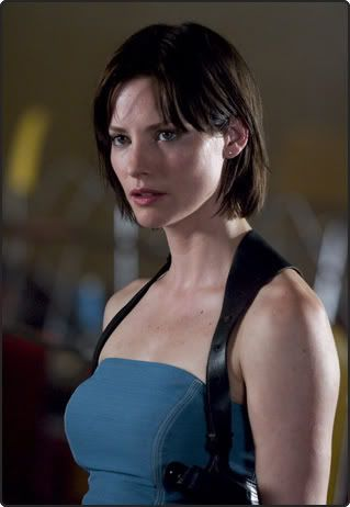 Sienna Guilroy - Resident Evil 2