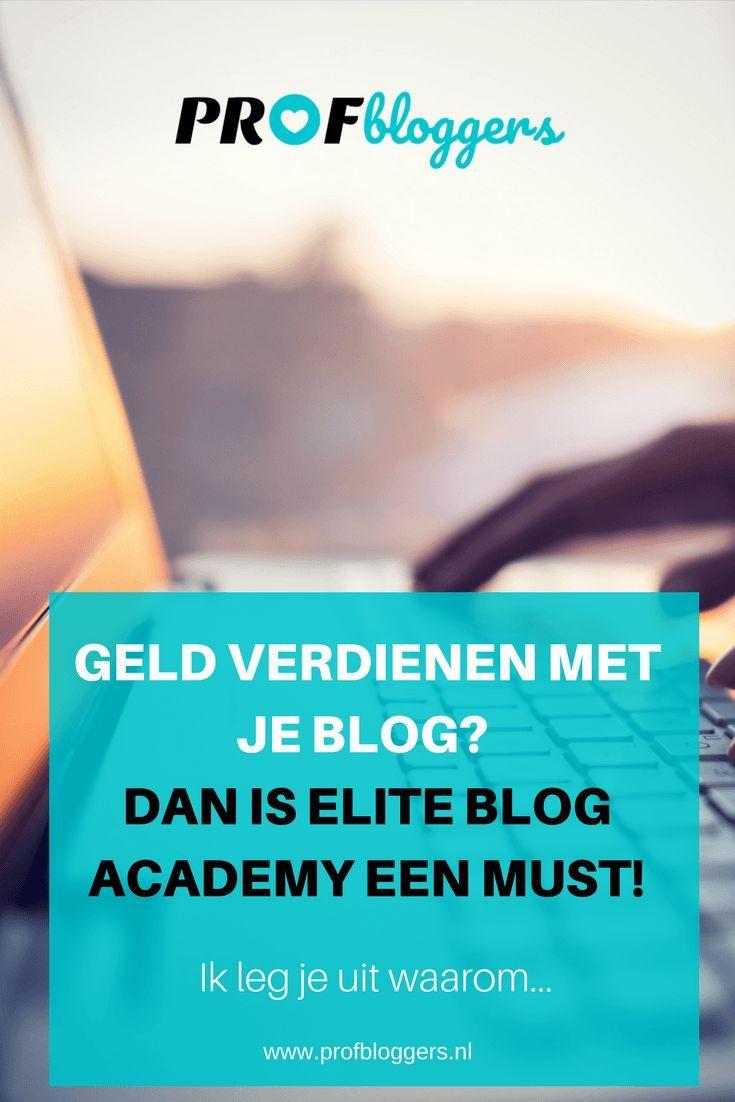 Elite Blog Academy: waarom het elke cent waard is!