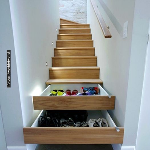 Cabinet Staircase (Super Space Saver)