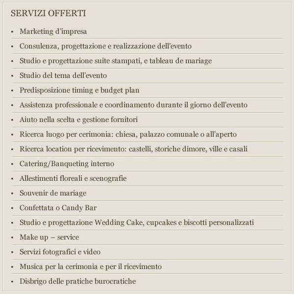 servizi wp