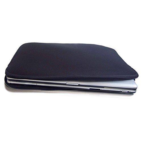 Neopren Schutzh�lle Universal Laptoptasche Notebooktasche Neoprenh�lle f�r Notebook (14,1-Zoll) & MacBook (14 Zoll) schwarz